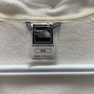 The North Face Tops - The North Face fleece sweater size M